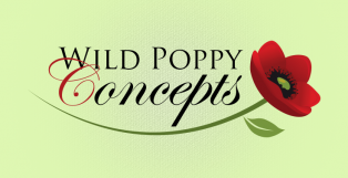 Logo for Wild Poppy Concepts